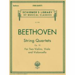 String Quartets, Op. 18, Nos. 1-6