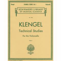Technical Studies for Cello