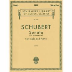 Sonata per Arpeggione for Viola and Piano