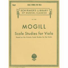 Scale Studies for Viola