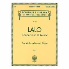 Concerto in D Minor for Cello and Piano
