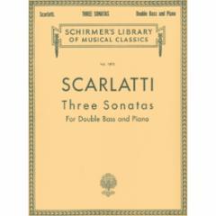 Three Sonatas (String Bass)