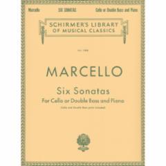 Six Sonatas (For Cello or String Bass)