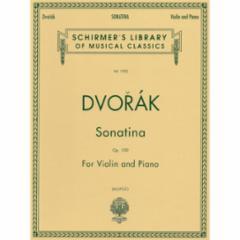 Sonatina, Op. 100 for Violin and Piano