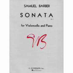Sonata, Op.6 for Cello and Piano