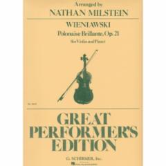 Polonaise Brillante No. 2 in A Major for Violin
