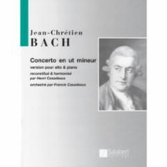 Concerto in C Minor (Viola and Piano)
