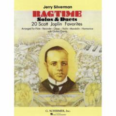 Ragtime: 20 Joplin Favorites for Violin
