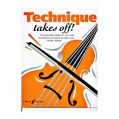 Technique Takes Off! (Violin)