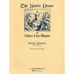 The Lord's Prayer for String Quartet