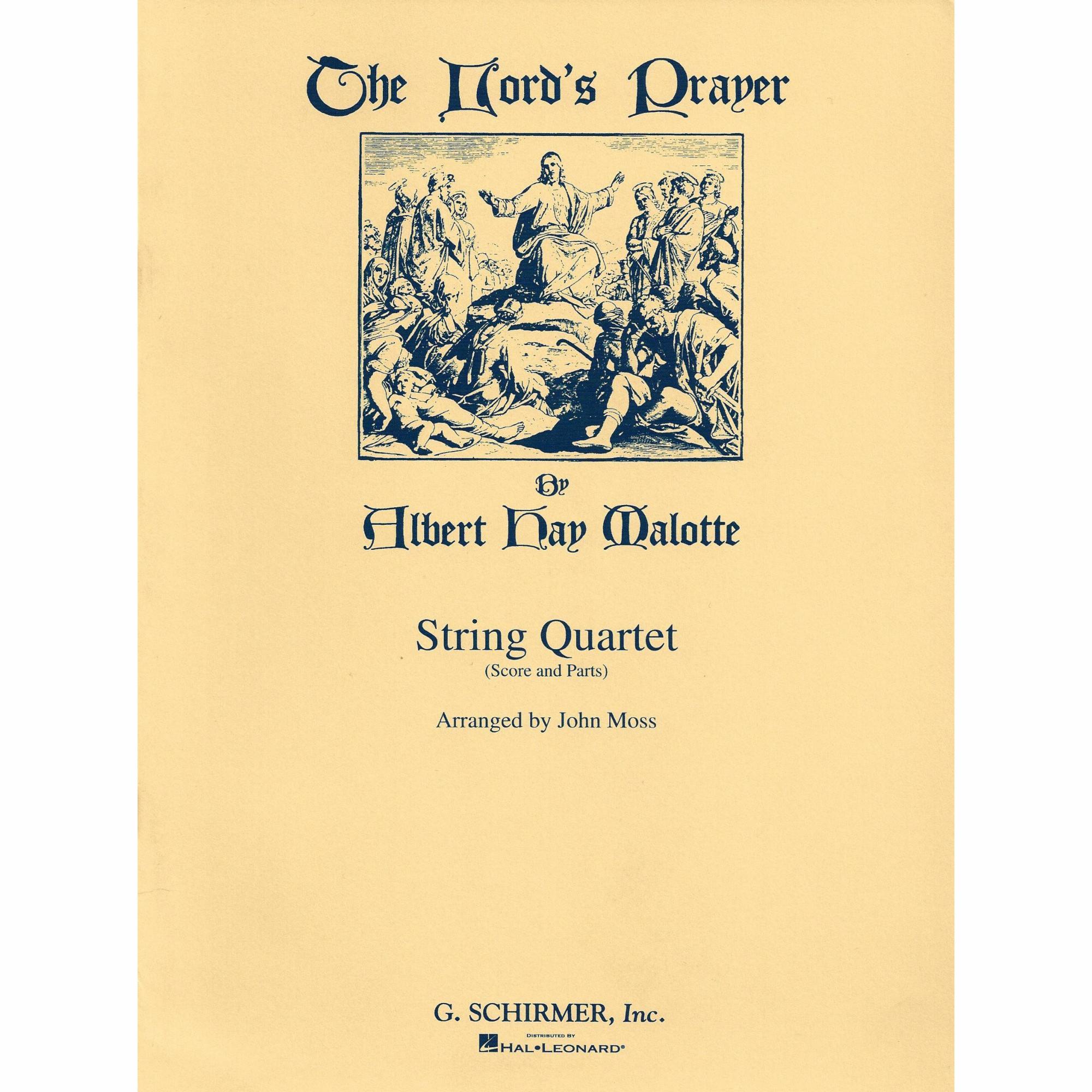 the lord u0027s prayer for string quartet southwest strings