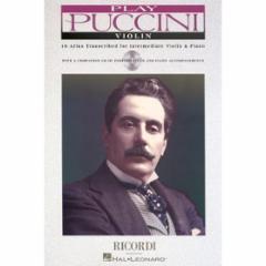Play Puccini: 10 Arias