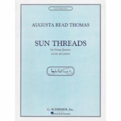 Sun Threads for String Quartet