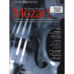Concerto No. 5 in A Major KV219 for Violin and Piano