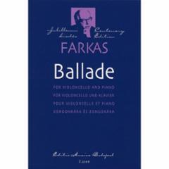 Ballade for Cello and Piano
