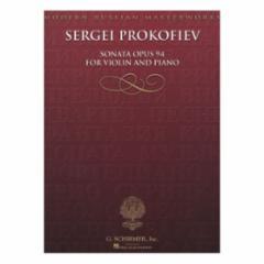 Sonata Op. 94 for Violin and Piano