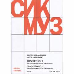 Cello Concerto No. 1, Op. 49
