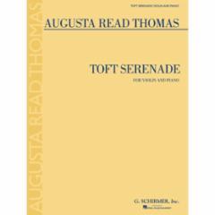 Toft Serenade for Violin and Piano