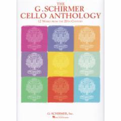 The G. Schirmer Cello Anthology