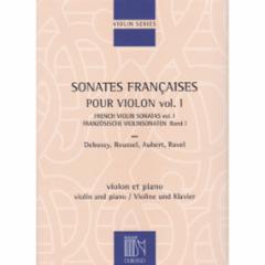 French Violin Sonatas Volume 1
