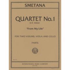 String Quartet No.1 in E minor (