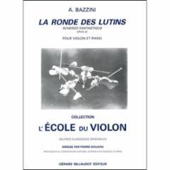 La Ronde Des Lutins Op. 25 for Violin and Piano