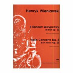Concerto No.2 in D Minor, Op.22 for Violin