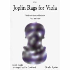 Joplin Rags for Viola