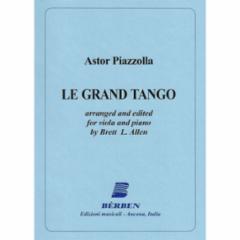 Le Grand Tango for Viola and Piano