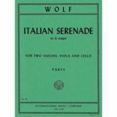 Italian Serenade in G Major for String Quartet