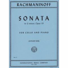 Sonata in G Minor, Op. 19 (Cello and Piano)