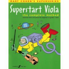 Superstart Viola: The Complete Method