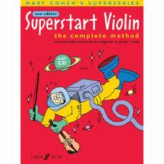 Superstart Violin: The Complete Method