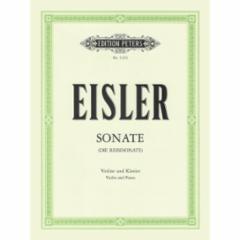 Sonate for Violin and Piano
