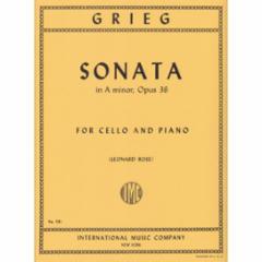 Sonata in A Minor, Op. 36 for Cello and Piano