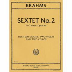 Sextet No. 2 in G Major, Op. 36