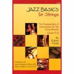 Jazz Basics for Strings