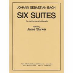Six Cello Suites (Starker Edition)