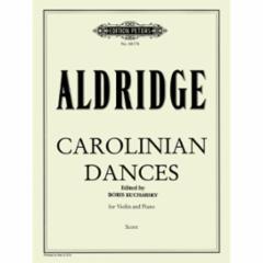 Carolinian Dances for Violin and Piano