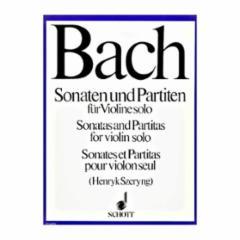 Sonatas and Partitas for Violin