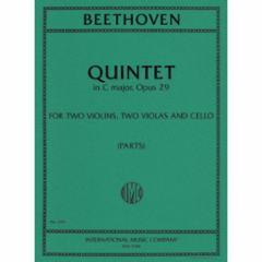 Quintet in C Major, Op. 29
