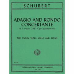 Adagio and Rondo (Piano Quartet)