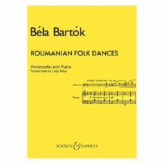 Roumanian Folk Dances for Cello and Piano