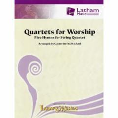 Quartets for Worship: Five Hymns