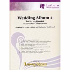 Wedding Album Vol. 4 for String Quartet