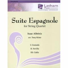 Suite Espagnole for String Quartet