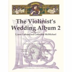 The Violinist's Wedding Album for Violin and Piano: Volume 2