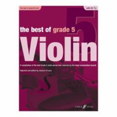 The Best of Grade 5 Violin
