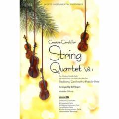 Creative Carols for String Quartet