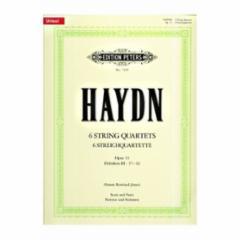 String Quartets: Op. 33, Nos. 1-6